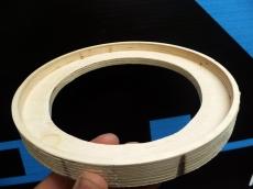 Проставочные кольца из фанеры